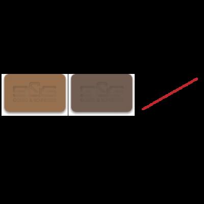 366 plasztikus barna massza
