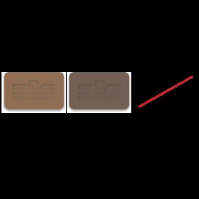 579 samottos barna-fekete raku massza