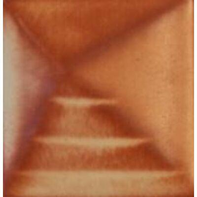 E 17088 effekt bőrbarna matt máz 1kg kiszerelésben