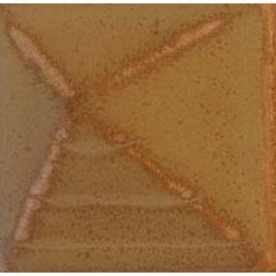 206 Fe sárgásbarna effekt matt máz 1kg kiszerelésben