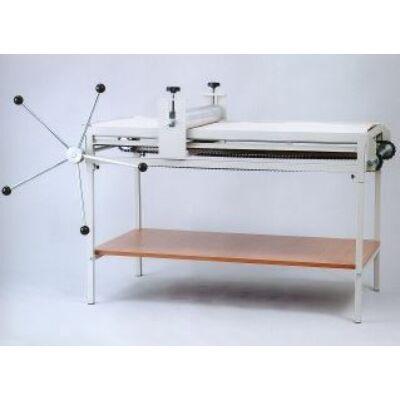 AMAF 1200 agyag mángorló asztal
