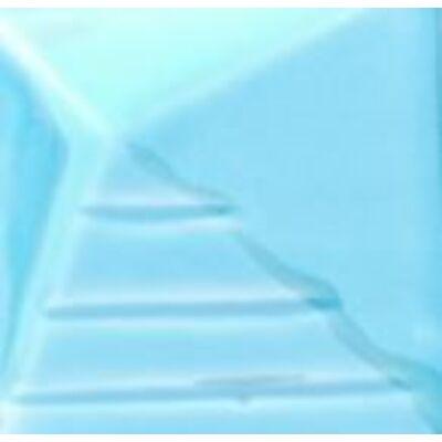 Akvamarin alkáli kék kraklés máz 1kg kiszerelésben