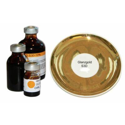 D8-4,8 % aranytartalmú kerámiafesték, 5gr kiszerelésben.